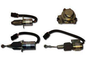 Części elektryczne do maszyn gąsienicowych i budowlanych cewki gaszenia wyłączniki