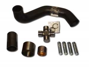 Części silnikowe do maszyn budowlanych tuleje sworznie rozruszniki alternatory